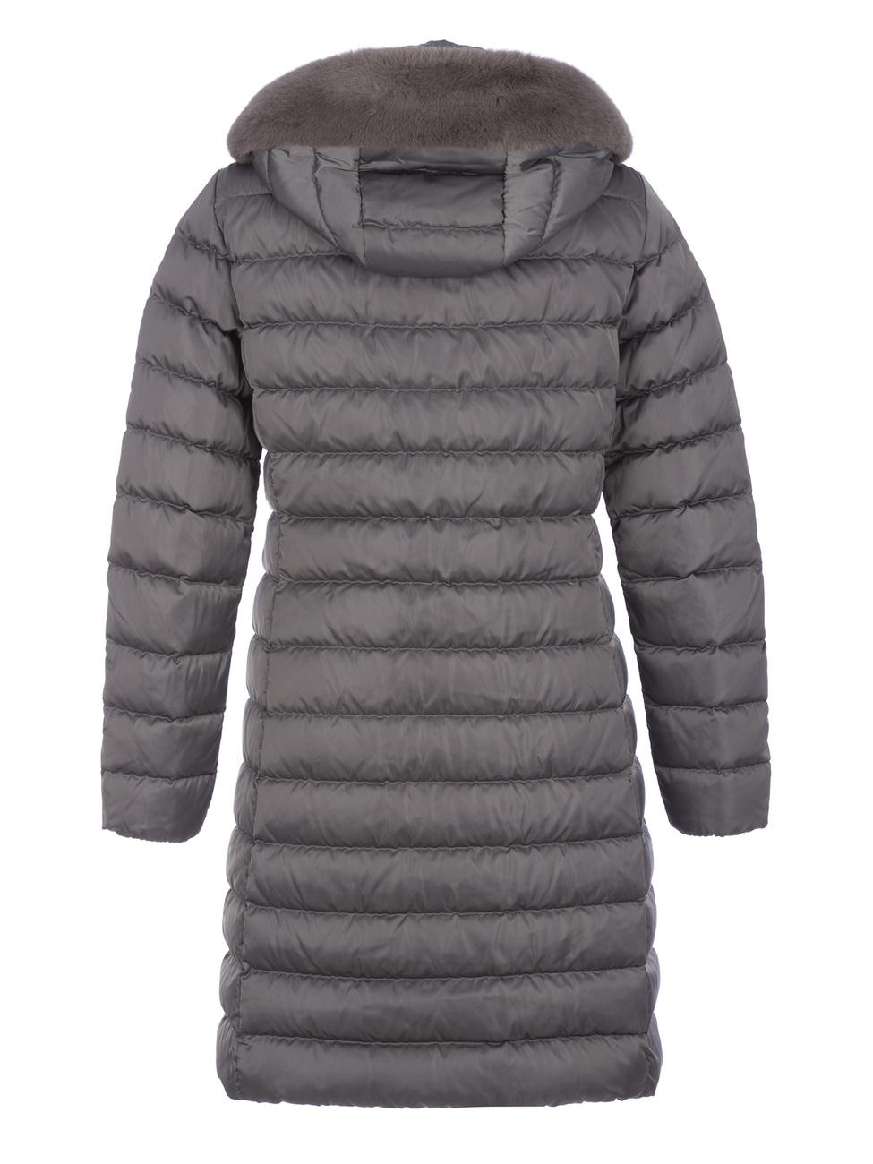 Długi płaszcz GEOX